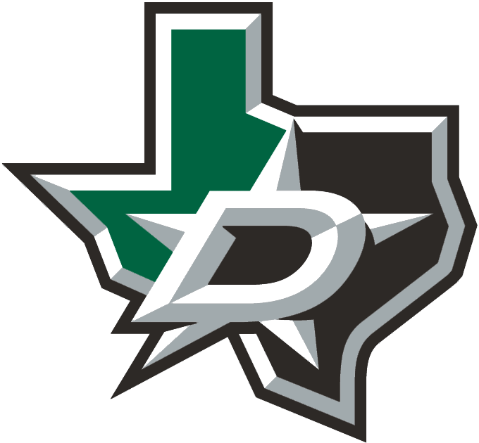 Dallas Stars Logo Alternate Logo (2013/14-Pres) -  SportsLogos.Net