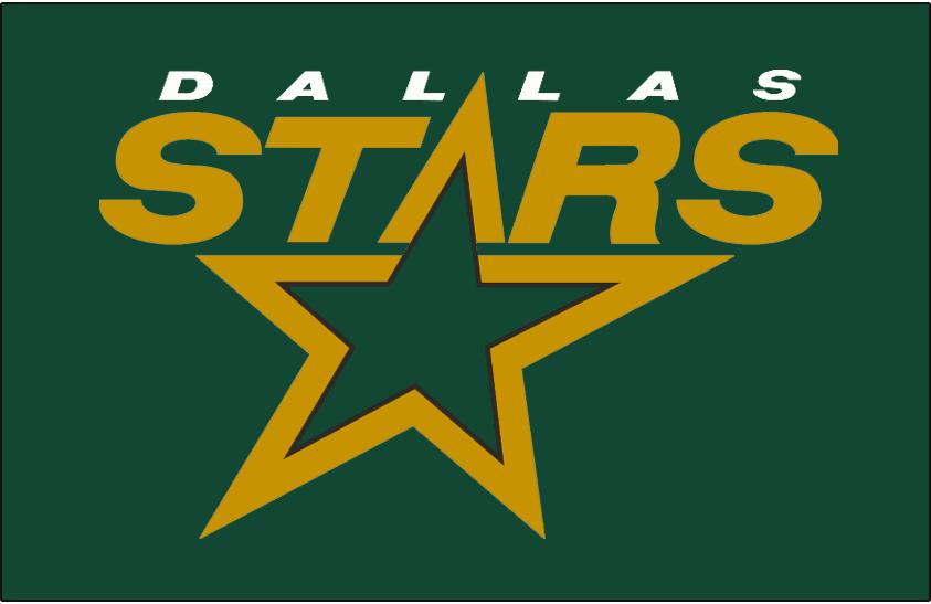 Dallas Stars Jersey Logo National Hockey League Nhl Chris Creamer S Sports Logos Page Sportslogos Net
