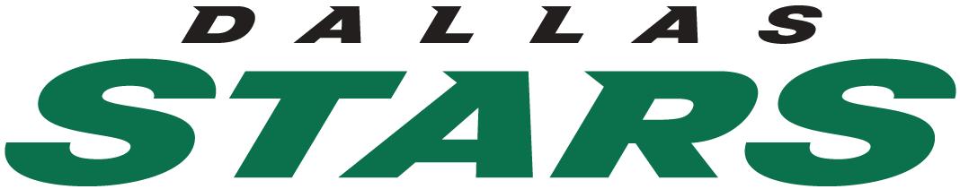 Dallas Stars Logo Wordmark Logo (2013/14-Pres) -  SportsLogos.Net