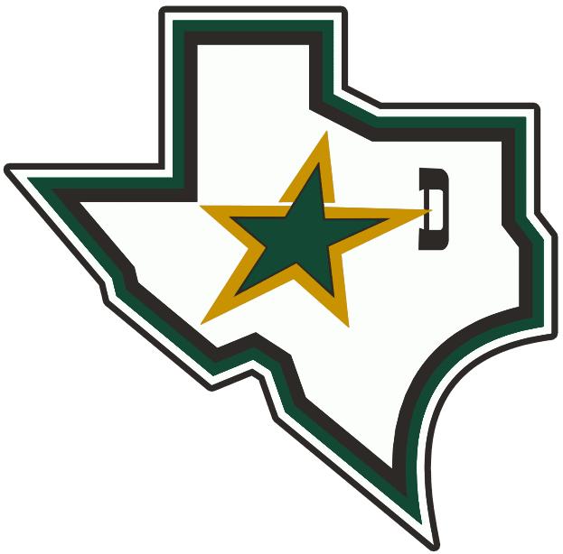 Dallas Stars Logo Alternate Logo (1994/95-1998/99) -  SportsLogos.Net
