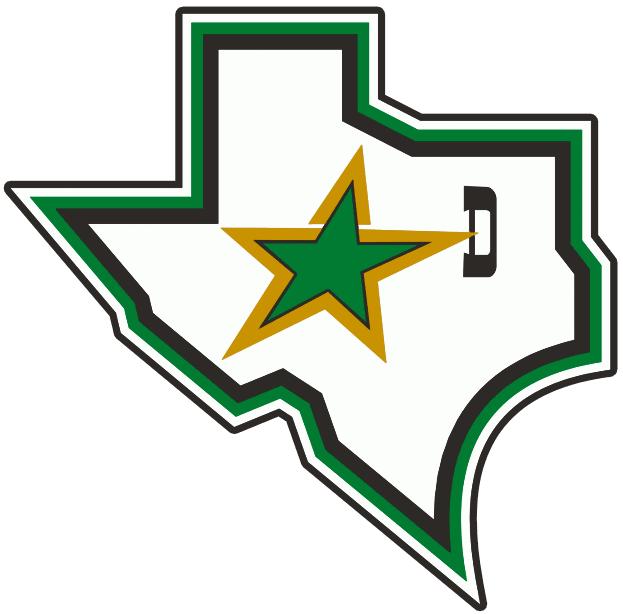 Dallas Stars Logo Alternate Logo (1993/94) -  SportsLogos.Net