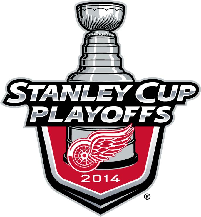 Detroit Red Wings Logo Event Logo (2013/14) -  SportsLogos.Net