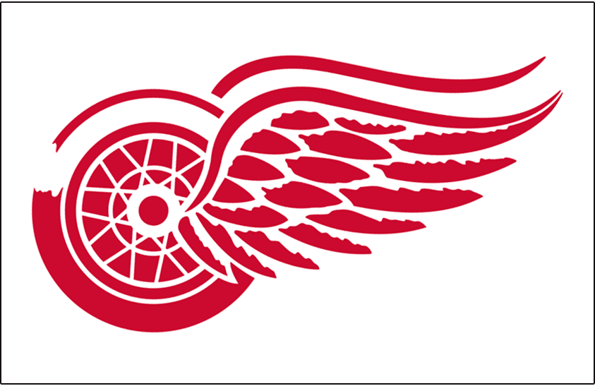 Detroit Red Wings Jersey Logo - National Hockey League (NHL) - Chris ... 2f780ecb9e