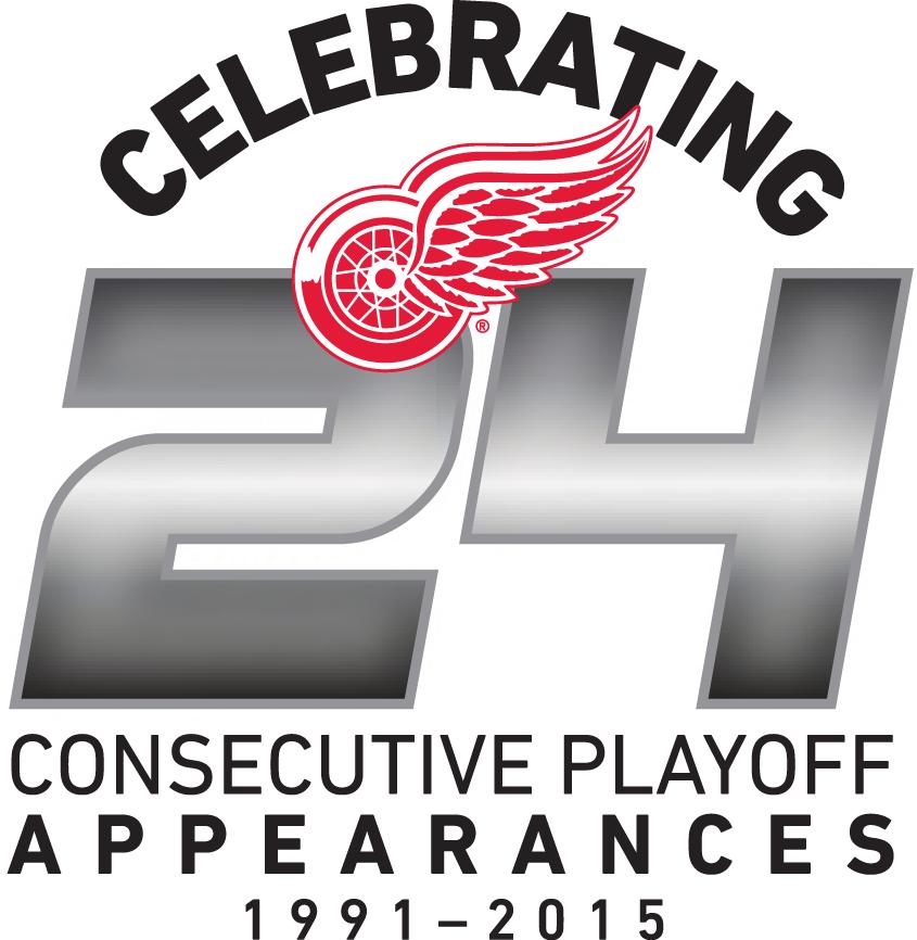Detroit Red Wings Logo Misc Logo (2014/15) -  SportsLogos.Net
