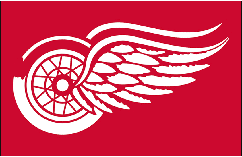 Detroit Red Wings Jersey Logo
