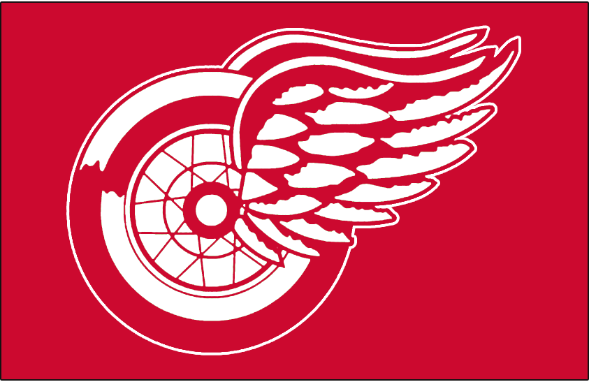 Detroit Red Wings Jersey Logo National Hockey League Nhl Chris