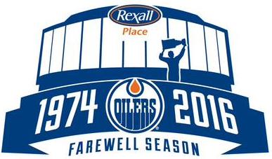 Edmonton Oilers Logo Stadium Logo (2015/16) -  SportsLogos.Net