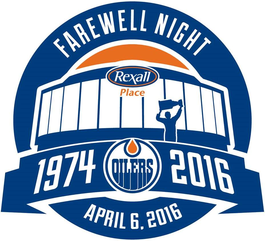Edmonton Oilers Logo Special Event Logo (2015/16) -  SportsLogos.Net