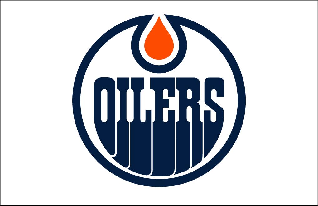 Edmonton Oilers Logo Jersey Logo (2017/18-Pres) -  SportsLogos.Net
