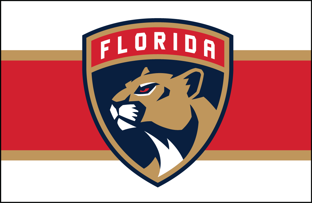 Florida Panthers Logo Jersey Logo (2016/17-Pres) - Road jersey crest logo SportsLogos.Net