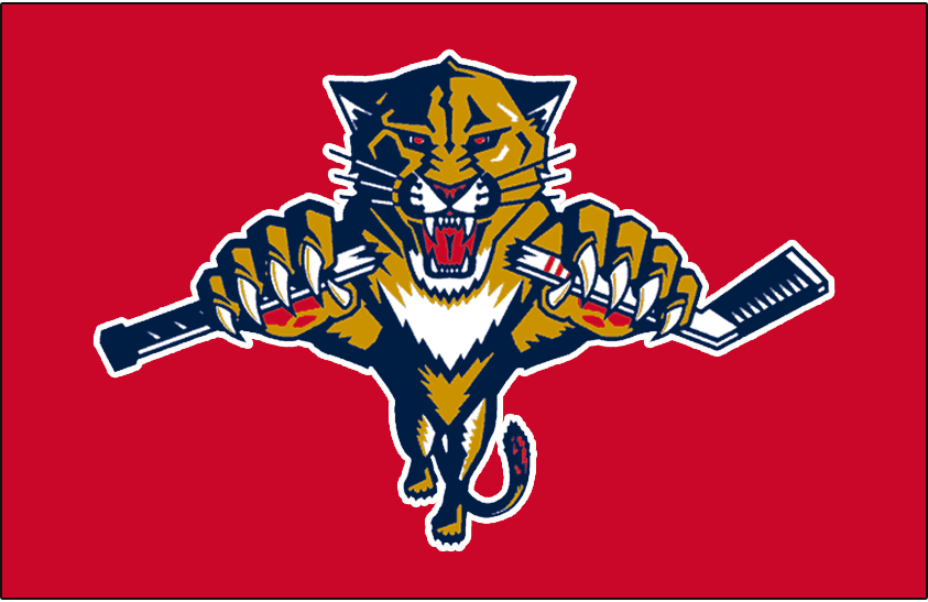 online store d3309 9b6f4 Florida Panthers Jersey Logo - National Hockey League (NHL ...