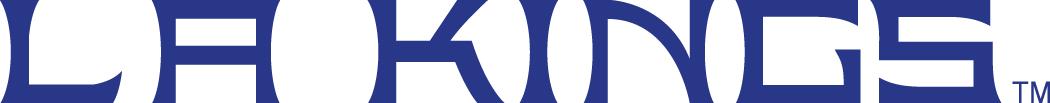 Los Angeles Kings Logo Wordmark Logo (1998/99-2010/11) - LA Kings in purple capitals SportsLogos.Net