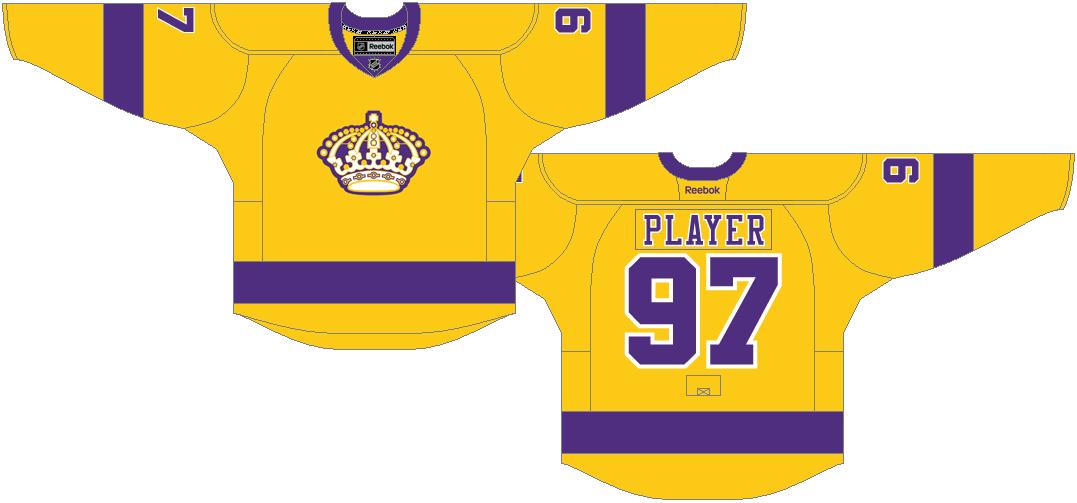Los Angeles Kings Uniform Throwback Uniform (2014/15-2015/16) -  SportsLogos.Net