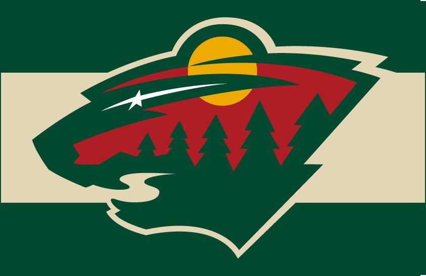 Minnesota Wild Logo Jersey Logo (2017/18-Pres) - Home jersey logo SportsLogos.Net