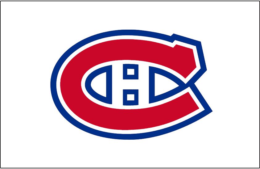 Montreal Canadiens Logo Jersey Logo (1956/57-1998/99) - Worn on front of Montreal Canadiens white jersey from 1956-57 until 1998-99 SportsLogos.Net