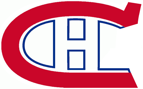 Montreal Canadiens Logo Primary Logo (1921/22) - A red C with an H in the middle SportsLogos.Net