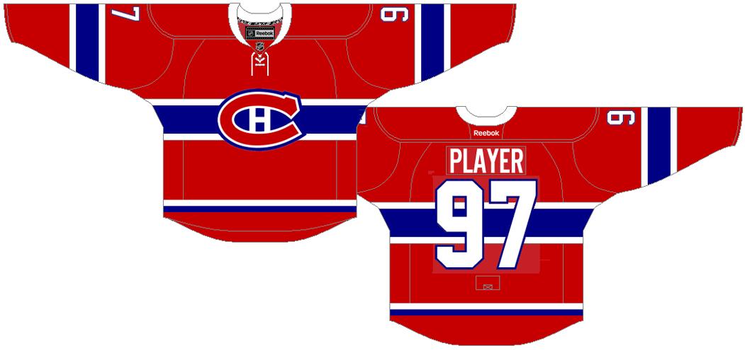 Montreal Canadiens Uniform Dark Uniform (2015/16-2016/17) -  SportsLogos.Net
