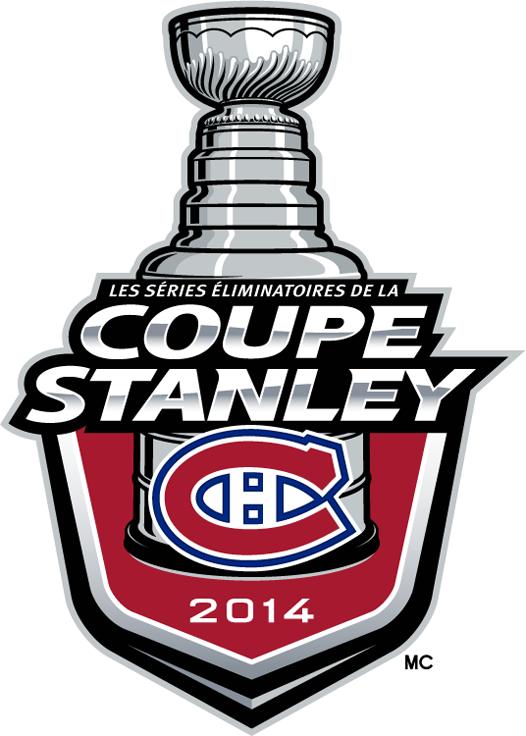 Montreal Canadiens Logo Event Logo (2013/14) -  SportsLogos.Net