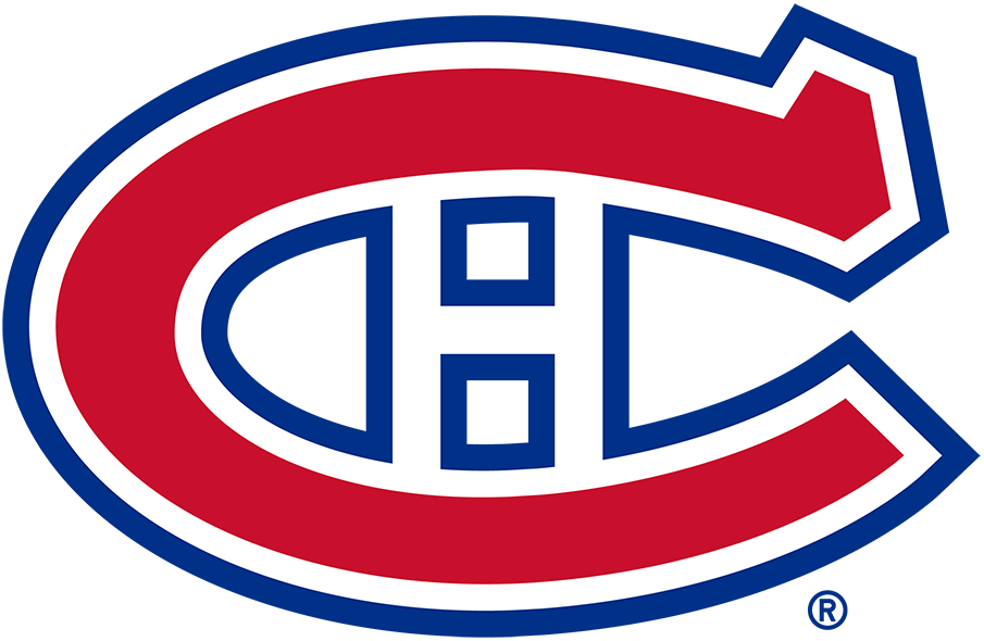 Montreal Canadiens Logo Primary Logo (1932/33-1946/47) -  SportsLogos.Net
