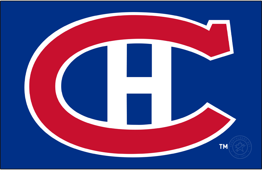 Montreal Canadiens Logo Primary Dark Logo (1925/26-1931/32) -  SportsLogos.Net