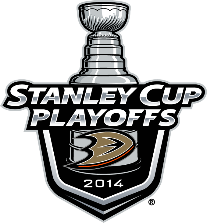 Anaheim Ducks Logo Event Logo (2013/14) -  SportsLogos.Net