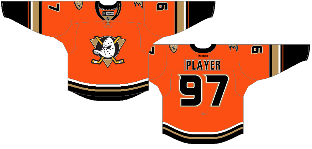 040ceab7a Anaheim Ducks Alternate Uniform - National Hockey League (NHL ...