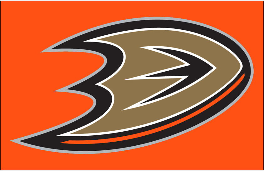 Anaheim Ducks Logo Primary Dark Logo (2013/14-Pres) -  SportsLogos.Net