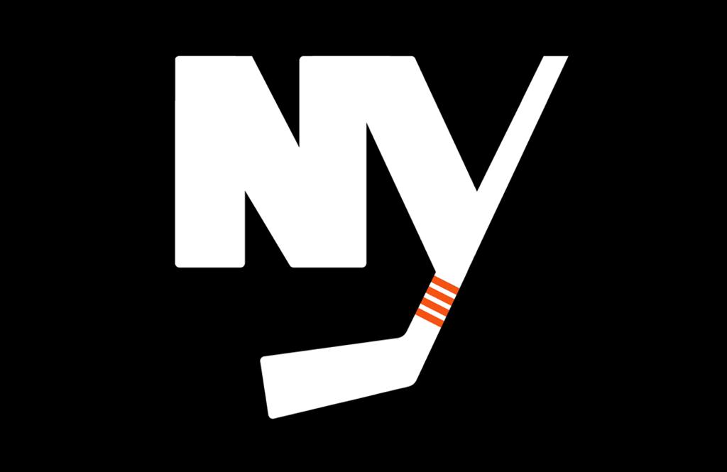New York Islanders Logo Jersey Logo (2015/16-2016/17) - Alternate 'Brooklyn Black' jersey crest. SportsLogos.Net