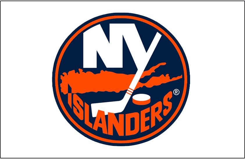 New York Islanders Logo Jersey Logo (2002/03-2006/07) - Worn on New York Islanders white jersey from 2002-03 until 2006-07. SportsLogos.Net