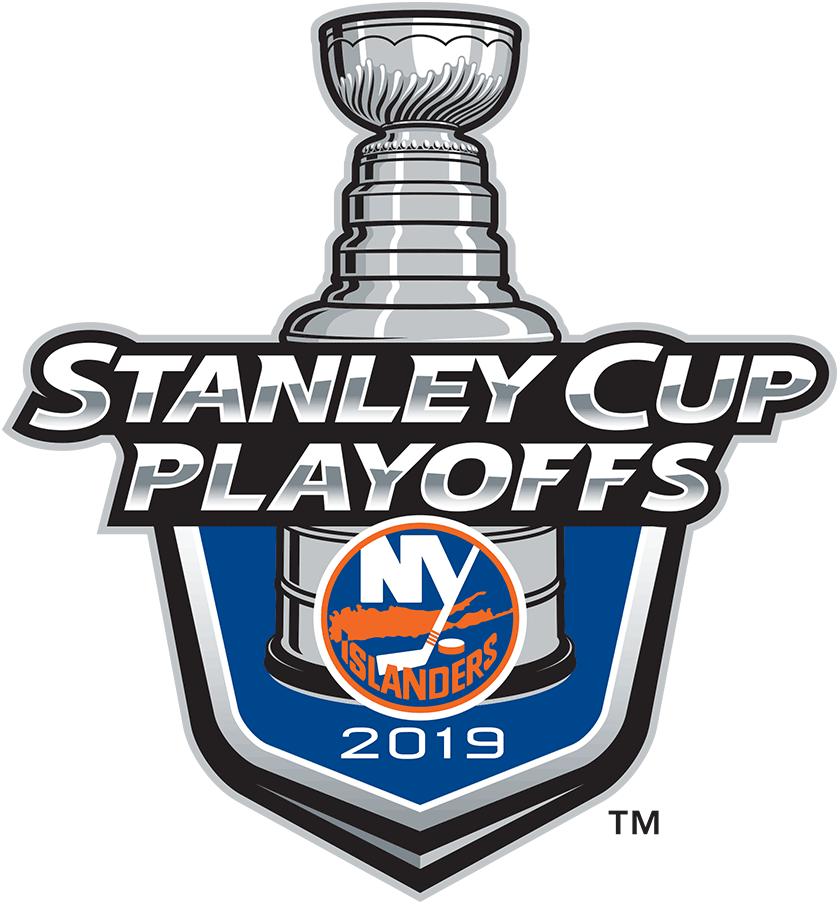 New York Islanders Logo Event Logo (2018/19) - New York Islanders 2019 Stanley Cup Playoffs Logo SportsLogos.Net