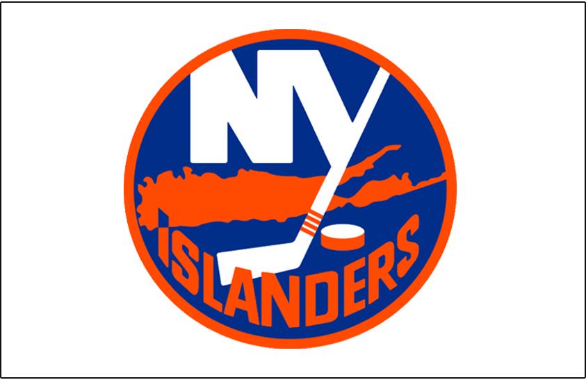 New York Islanders Logo Jersey Logo (2010/11-2016/17) - Worn on the New York Islanders road white jersey starting in 2010-11 season SportsLogos.Net