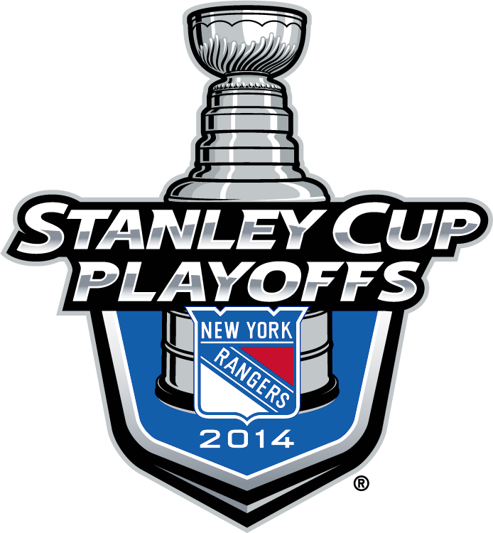 New York Rangers Logo Event Logo (2013/14) -  SportsLogos.Net