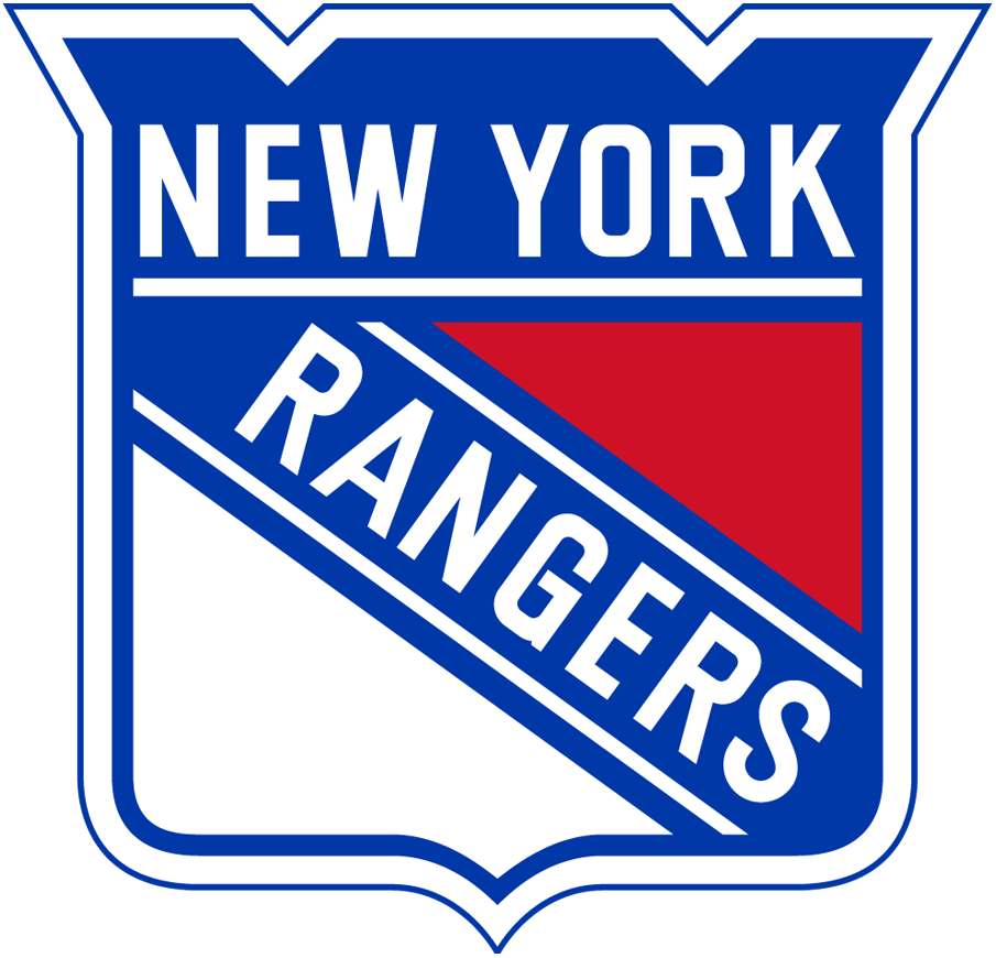 New York Rangers Primary Logo National Hockey League