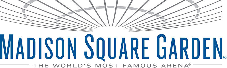 New York Rangers Logo Stadium Logo (2013/14-Pres) - Madison Square Garden logo SportsLogos.Net