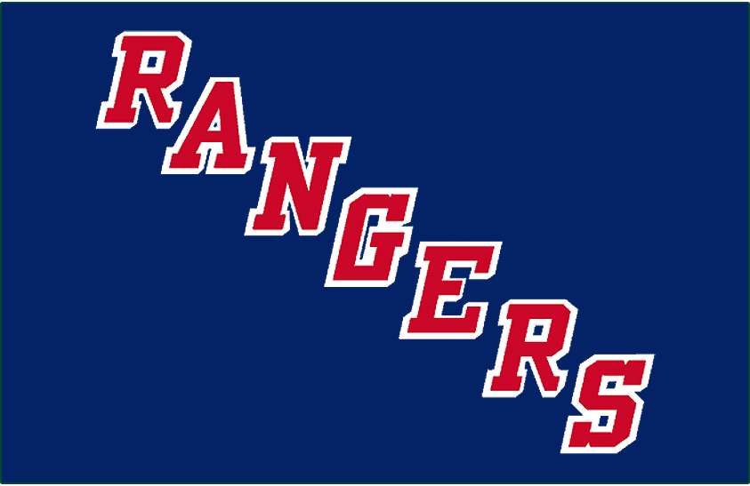 New York Rangers Jersey Logo - National Hockey League (NHL) - Chris ... 09305d962