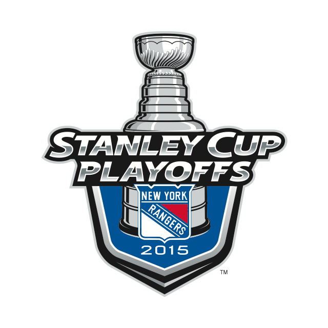 New York Rangers Logo Event Logo (2014/15) -  SportsLogos.Net