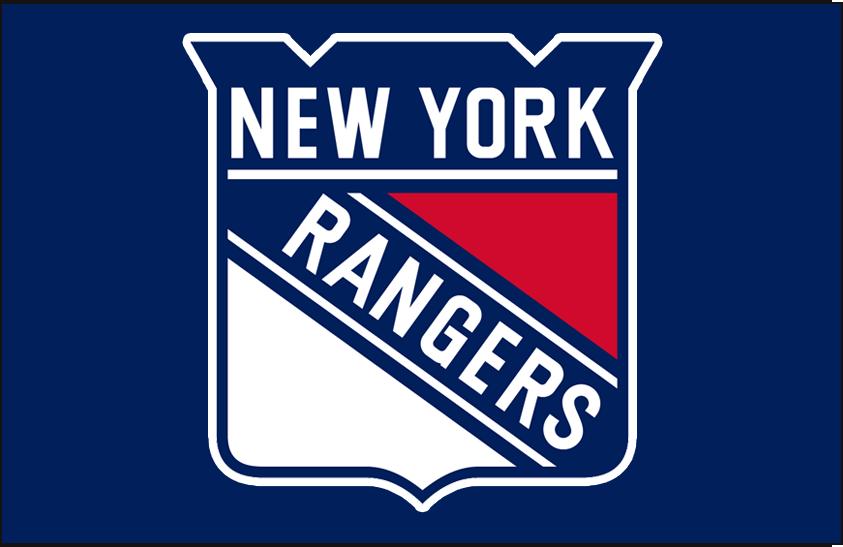 New York Rangers Logo Jersey Logo (1976/77-1977/78) - Road jersey logo SportsLogos.Net
