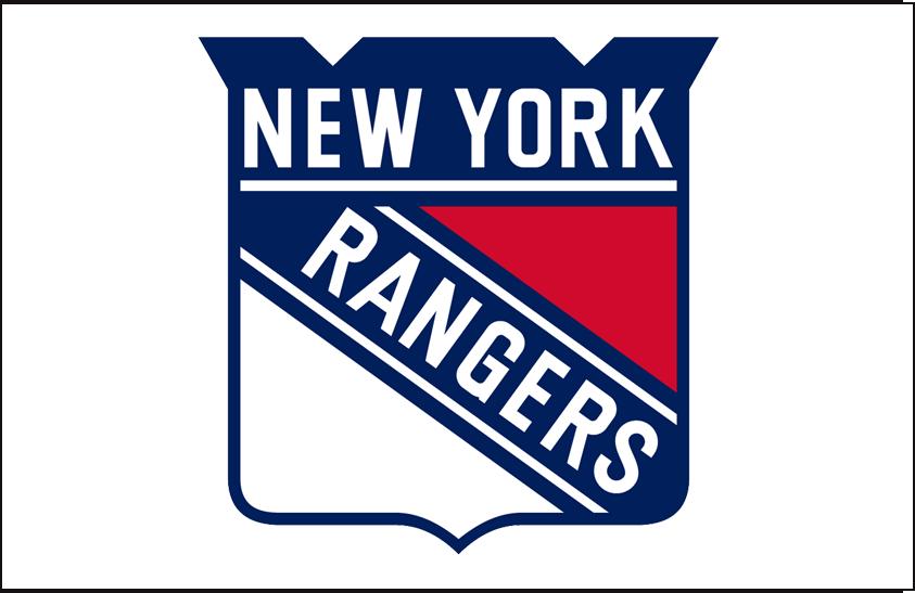 New York Rangers Logo Jersey Logo (1976/77-1977/78) - Home jersey logo SportsLogos.Net