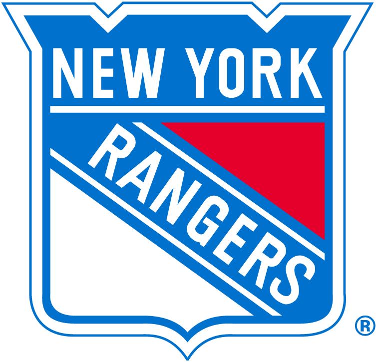 New York Rangers Logo Primary Logo (1978/79-1998/99) -  SportsLogos.Net