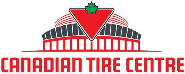 Ottawa Senators Logo Stadium Logo (2013/14-Pres) - Canadian Tire Centre logo SportsLogos.Net