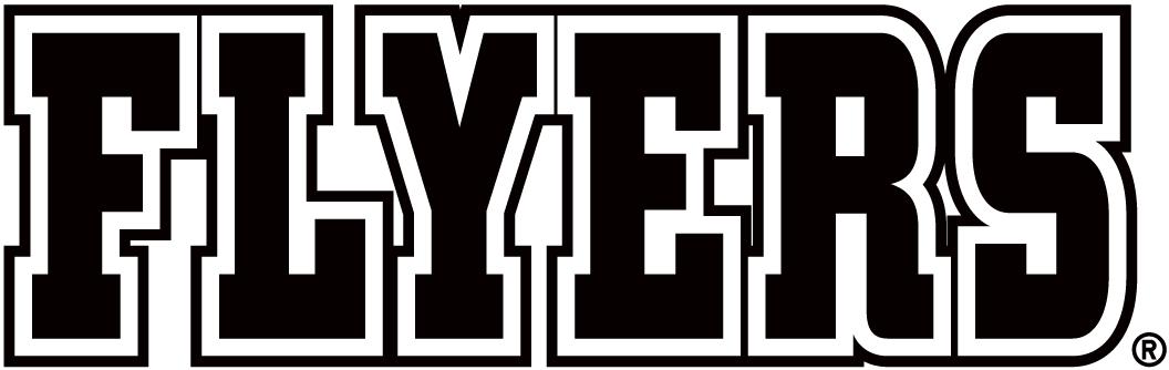 Philadelphia Flyers Logo Wordmark Logo (1967/68-2015/16) - Flyers in black bold captials SportsLogos.Net