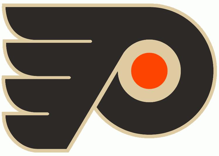 Philadelphia Flyers Logo Throwback Logo (2011/12) - Philadelphia Flyers 2012 Winter Classic