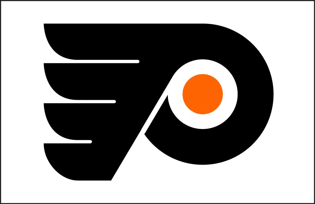 Philadelphia Flyers Logo Jersey Logo (1967/68-1981/82) - Philadelphia Flyers jersey crest worn from 1967-68 until 1981-82. SportsLogos.Net