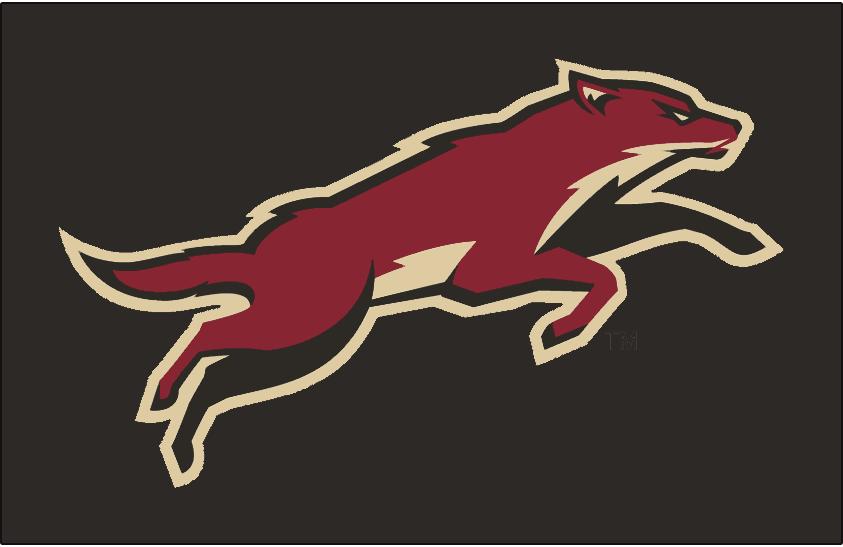 0833c3998 Phoenix Coyotes Jersey Logo - National Hockey League (NHL) - Chris ...