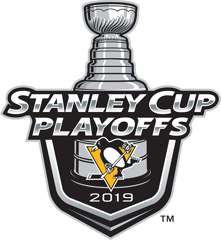 Pittsburgh Penguins Logo Event Logo (2018/19) - Pittsburgh Penguins 2019 Stanley Cup Playoffs Logo SportsLogos.Net