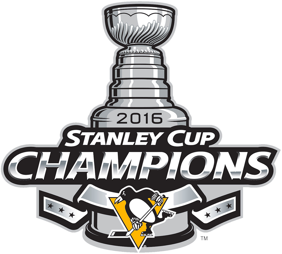 Pittsburgh Penguins Champion Logo