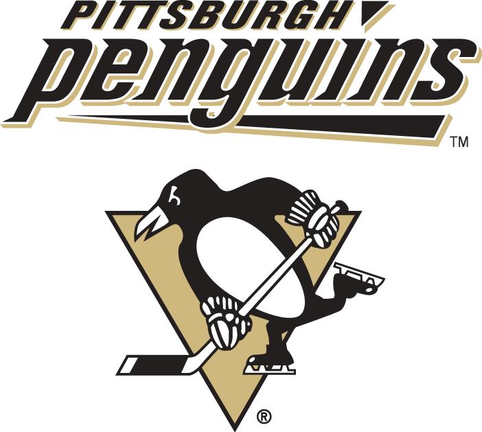 Pittsburgh Penguins Logo Alternate Logo (2002/03-2007/08) -  SportsLogos.Net