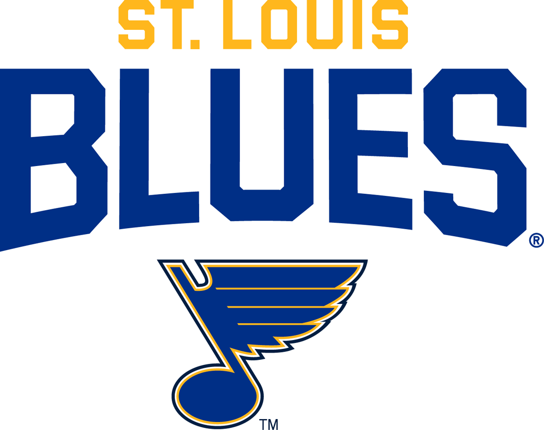 St. Louis Blues Logo Wordmark Logo (2016/17-Pres) -  SportsLogos.Net