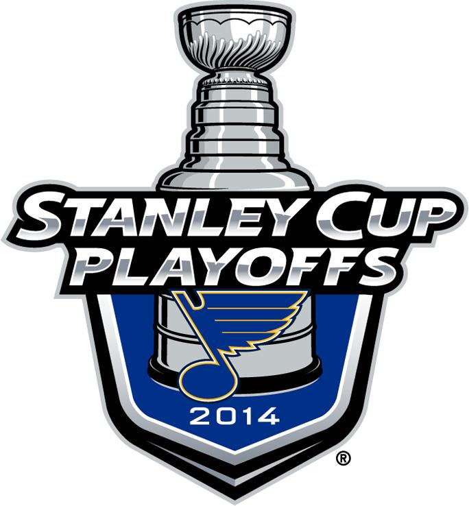 St. Louis Blues Logo Event Logo (2013/14) -  SportsLogos.Net