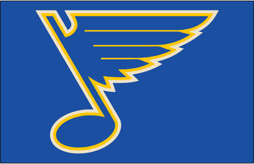 St. Louis Blues Jersey Logo - National Hockey League (NHL) - Chris ...